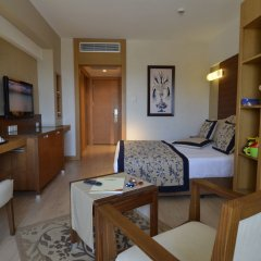 Отель Trendy Aspendos Beach - All Inclusive Сиде интерьер отеля фото 3