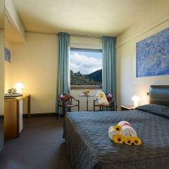 Отель Albornoz Palace Hotel Spoleto Италия, Сполето - отзывы, цены и фото номеров - забронировать отель Albornoz Palace Hotel Spoleto онлайн комната для гостей фото 5