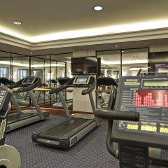 Отель Conrad Cairo фитнесс-зал фото 3