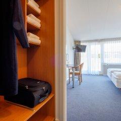 Zleep Hotel Kolding сейф в номере