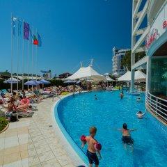 Hotel Grand Victoria Солнечный берег бассейн фото 2