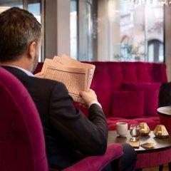 Отель Elite Hotel Esplanade Швеция, Мальме - отзывы, цены и фото номеров - забронировать отель Elite Hotel Esplanade онлайн интерьер отеля фото 3