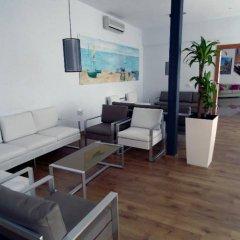 Hotel Apartamentos Solimar интерьер отеля