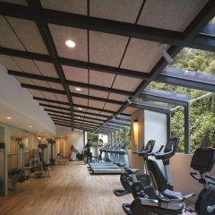 Отель Shangri-Las Rasa Sentosa Resort & Spa фитнесс-зал