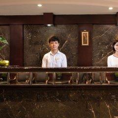 Отель The Hanoian Hotel Вьетнам, Ханой - отзывы, цены и фото номеров - забронировать отель The Hanoian Hotel онлайн интерьер отеля фото 3