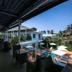 Отель Phuket Boat Quay балкон