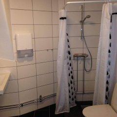 Отель Winstrup Hostel Швеция, Лунд - отзывы, цены и фото номеров - забронировать отель Winstrup Hostel онлайн ванная