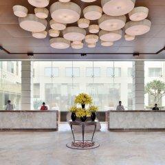 Jaipur Marriott Hotel интерьер отеля