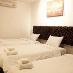 Отель BS Premier Airport Suvarnabhumi комната для гостей фото 4