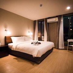 Отель C U Inn Bangkok Таиланд, Бангкок - отзывы, цены и фото номеров - забронировать отель C U Inn Bangkok онлайн комната для гостей фото 2