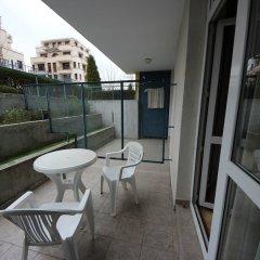 Апартаменты Menada Elit IV Apartments Солнечный берег балкон