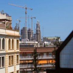 Отель Eixample Dret балкон