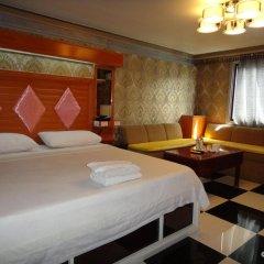 Отель California Филиппины, Пампанга - отзывы, цены и фото номеров - забронировать отель California онлайн комната для гостей фото 5