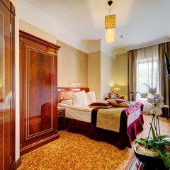 Бутик-Отель Золотой Треугольник 4* Стандартный номер с 2 отдельными кроватями фото 17