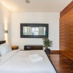 Отель Ennismore Великобритания, Лондон - отзывы, цены и фото номеров - забронировать отель Ennismore онлайн комната для гостей фото 3