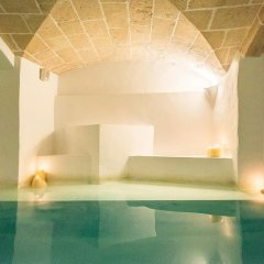 Отель Tres Sants Испания, Сьюдадела - отзывы, цены и фото номеров - забронировать отель Tres Sants онлайн бассейн фото 2