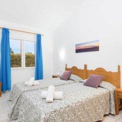 Отель Villas Sol Испания, Кала-эн-Бланес - отзывы, цены и фото номеров - забронировать отель Villas Sol онлайн комната для гостей фото 3