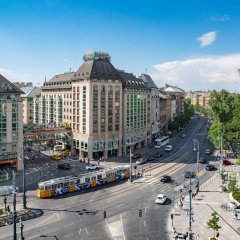 Mercure Budapest Korona Hotel Будапешт фото 3
