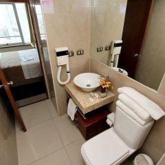 Отель RQ Santiago ванная фото 2