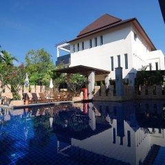 Отель Lanta Sand Resort & Spa с домашними животными