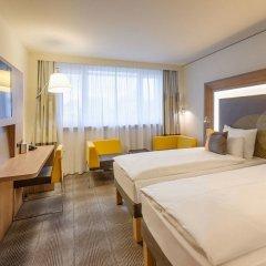 Отель Novotel München City Arnulfpark Германия, Мюнхен - 2 отзыва об отеле, цены и фото номеров - забронировать отель Novotel München City Arnulfpark онлайн комната для гостей фото 2