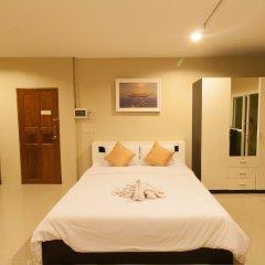 Отель Krabi loft house Таиланд, Краби - отзывы, цены и фото номеров - забронировать отель Krabi loft house онлайн комната для гостей фото 4