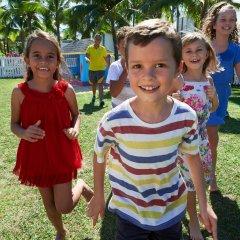 Отель Hilton Fiji Beach Resort and Spa детские мероприятия