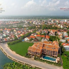 Allegro Hoi An. A Little Luxury Hotel & Spa городской автобус