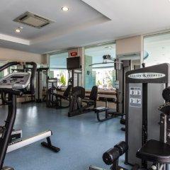 Отель Adalya Resort & Spa фитнесс-зал фото 2