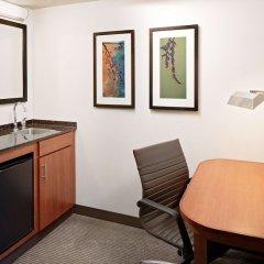 Отель Hyatt Place Ontario / Rancho Cucamonga удобства в номере фото 2