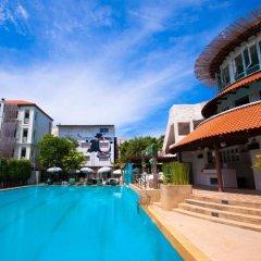 My Way Hua Hin Music Hotel бассейн фото 2