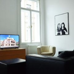 Апартаменты Soho Apartments - Grand Soho комната для гостей фото 4