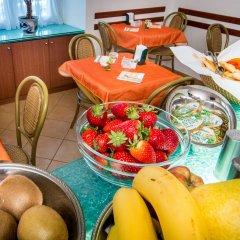 Hotel Boccascena Генуя питание