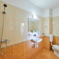 Отель Peneka Hotel Болгария, Поморие - отзывы, цены и фото номеров - забронировать отель Peneka Hotel онлайн ванная фото 2