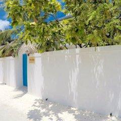 Отель Palm Lodge Остров Гасфинолу пляж