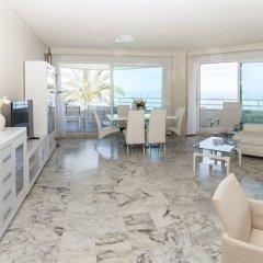 Отель Coral Beach Aparthotel интерьер отеля фото 2
