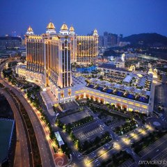Отель Banyan Tree Macau городской автобус