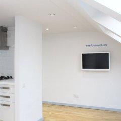 Отель London Apartments Shoreditch Великобритания, Лондон - отзывы, цены и фото номеров - забронировать отель London Apartments Shoreditch онлайн удобства в номере фото 2