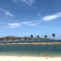 Paragon Villa Hotel пляж