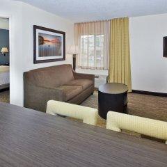 Отель Candlewood Suites Jersey City - Harborside комната для гостей фото 3