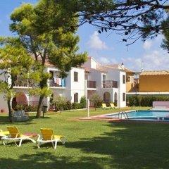 Отель Apartamentos Sol y Mar