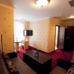Гостиница Делис комната для гостей фото 3