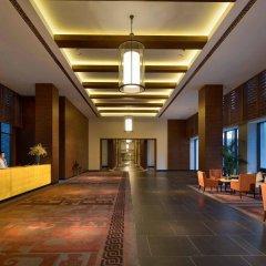 Отель Angsana Xian Lintong интерьер отеля