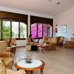 Отель San Carlos Испания, Курорт Росес - отзывы, цены и фото номеров - забронировать отель San Carlos онлайн интерьер отеля фото 3