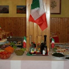 Отель Villa Romagna Долина Валь-ди-Фасса детские мероприятия