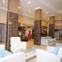 Moda Beach Hotel Турция, Мармарис - отзывы, цены и фото номеров - забронировать отель Moda Beach Hotel онлайн интерьер отеля фото 3