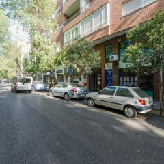 Отель Best Offer Madrid Atocha парковка