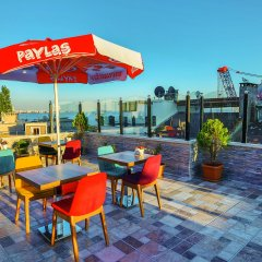 Maritime Hotel Istanbul гостиничный бар