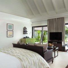 Отель InterContinental Samui Baan Taling Ngam Resort комната для гостей фото 4