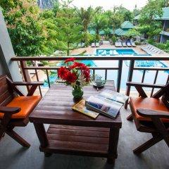 Отель Dream Valley Resort балкон
